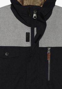 Quiksilver - RAFT YOUTH  - Snowboard jacket - black - 2