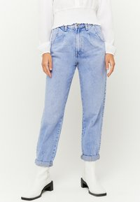 TALLY WEiJL - SLOUCHY - Relaxed fit jeans - blu - 0