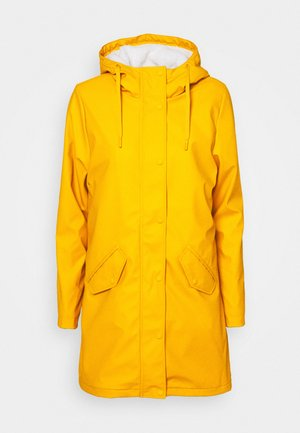 ONLSALLY RAINCOAT - Parkatakki - golden yellow