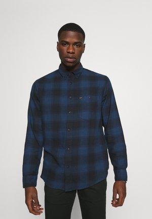 RIVETED SHIRT - Shirt - insiginia blue