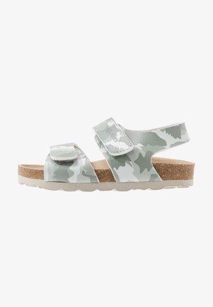 SUMMERKRO - Sandals - gris