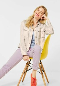 Street One - Summer jacket - braun - 2