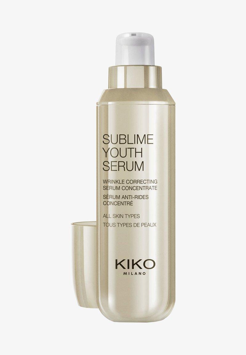 KIKO Milano - SUBLIME YOUTH SERUM - Serum - -