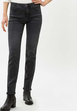STYLE SHAKIRA - Slim fit jeans - used grey