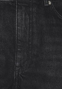 ONLY Petite - ONLBAY LIFE MOM - Shorts di jeans - black denim - 2