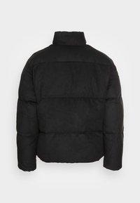 Pegador - NEUM PUFFER JACKET UNISEX - Zimní bunda - black - 1