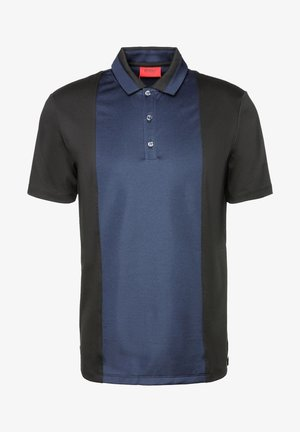 Polo shirt - dark blue black