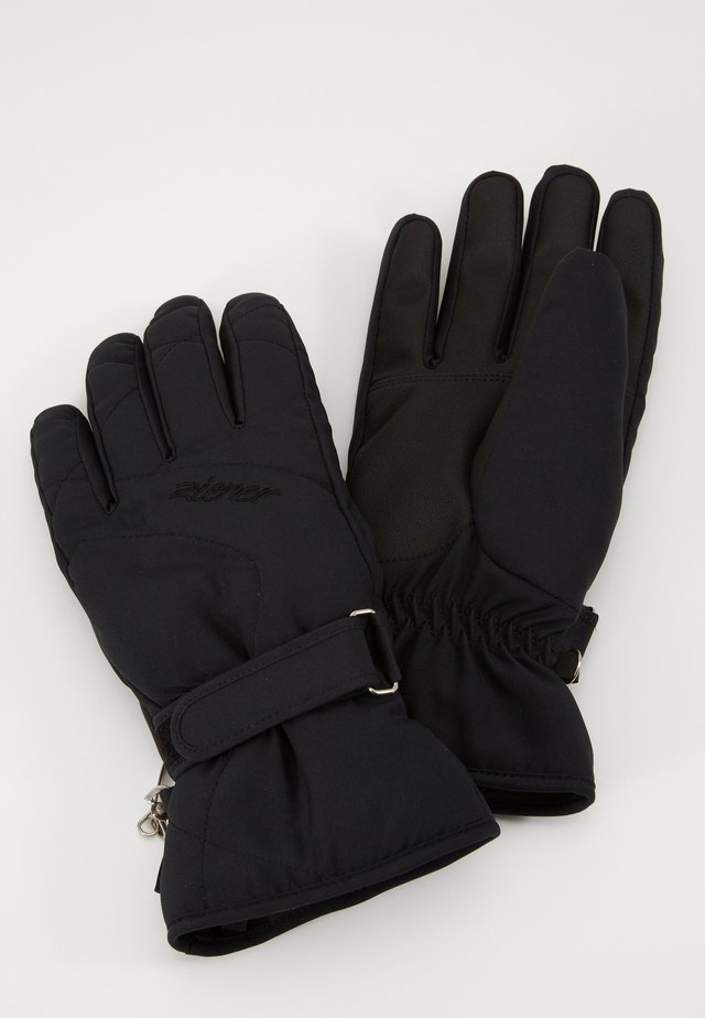 KADDY LADY GLOVE - Sormikkaat - black