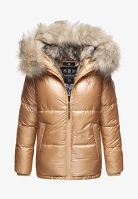 Navahoo - TIKUNAA - Winter jacket - gold - 1