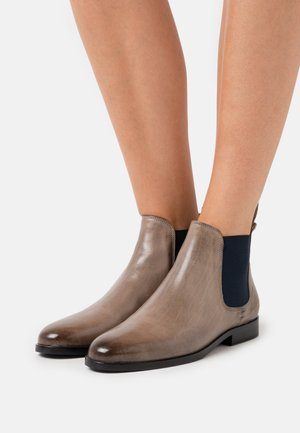 SUSAN  - Ankle boots - navy