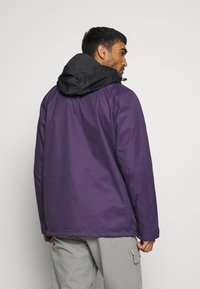 DC Shoes - ASAP ANORAK - Snowboard jacket - grape - 2
