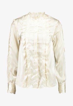 SCALLOP - Blouse - off white