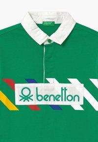 Benetton - FUNZIONE BOY - Polo shirt - green - 2