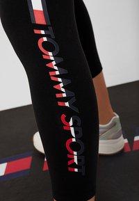 Tommy Sport - Leggings - black - 5