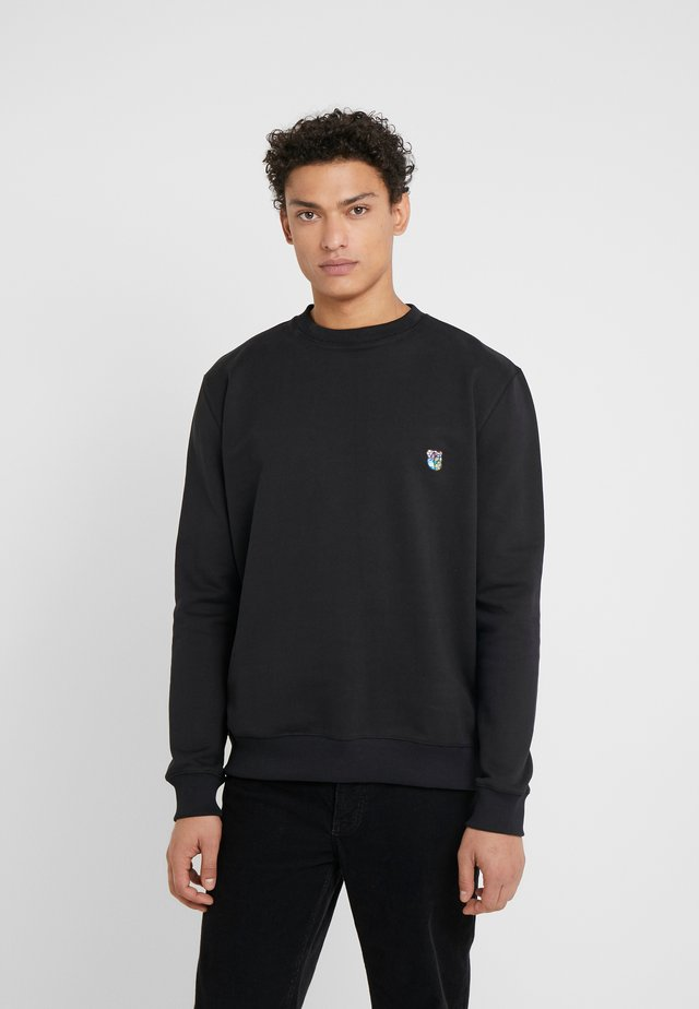 PETER - Sweatshirt - black