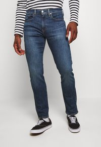 Levi's® - 502 REGULAR TAPER - Jeans Tapered Fit - wagyu moss - 0