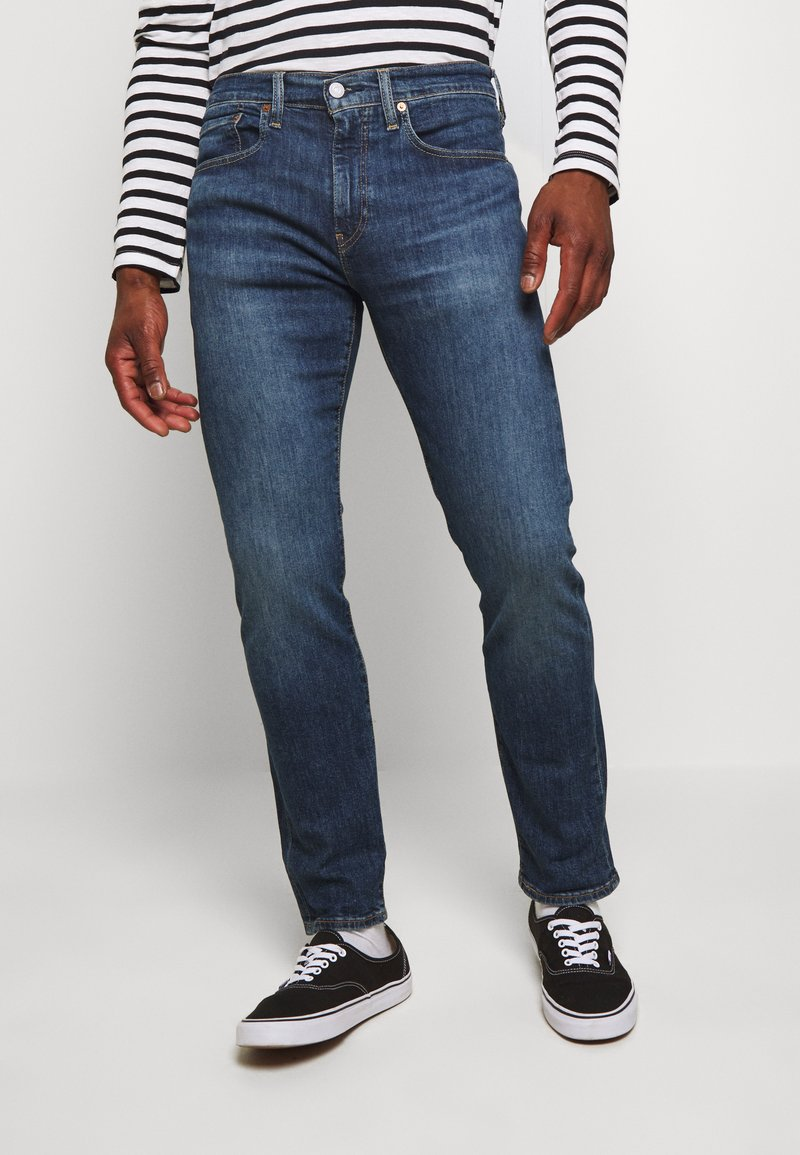 Levi's® - 502 REGULAR TAPER - Jeans Tapered Fit - wagyu moss