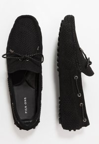 Pier One - Moccasins - black - 1