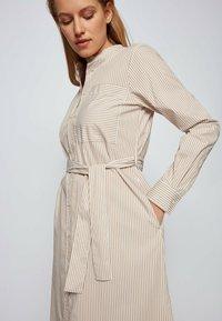 BOSS - DAMONA - Day dress - beige - 3