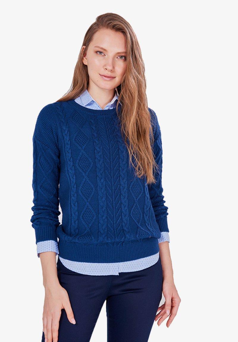Auden Cavill - ORABELLA  - Jumper - blau