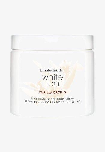 WHITE TEA VANILLA ORCHID BODY CREAM - Moisturiser - -