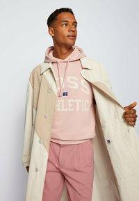 BOSS - DERVIN_RA - Classic coat - light beige - 5