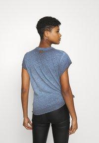 G-Star - GYRE KNOT CAP - Print T-shirt - blue - 2