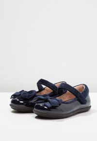 Friboo - Ankle strap ballet pumps - dark blue - 3