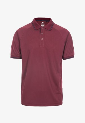 Polo shirt - purple - 404