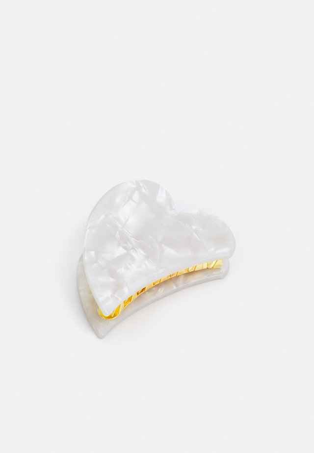 REBECCA CLIP - Hair Styling Accessory - marble