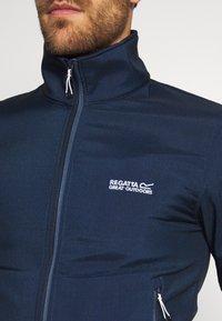 Regatta - CERA - Soft shell jacket - navy marl - 6