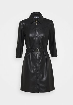 ABITO DRESS  - Skjortekjole - nero
