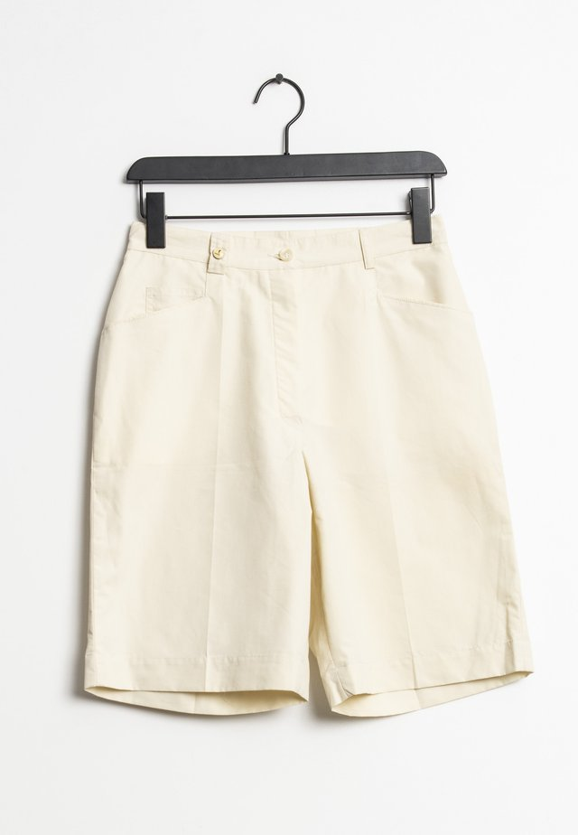 Shorts - yellow