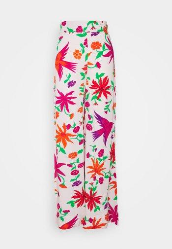 ADRIANA PALAZZO - Trousers - pink