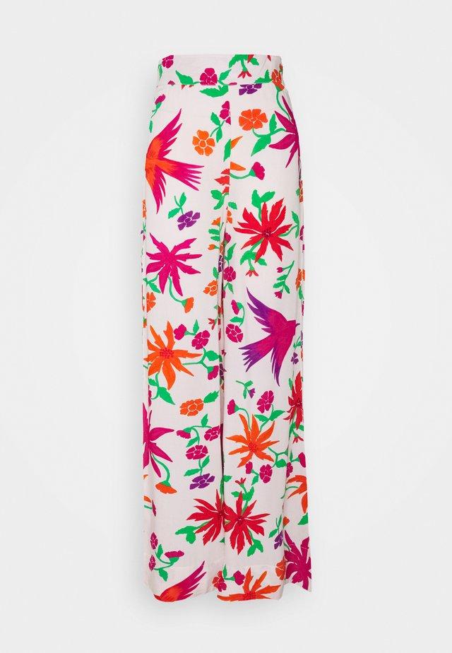 ADRIANA PALAZZO - Spodnie materiałowe - pink