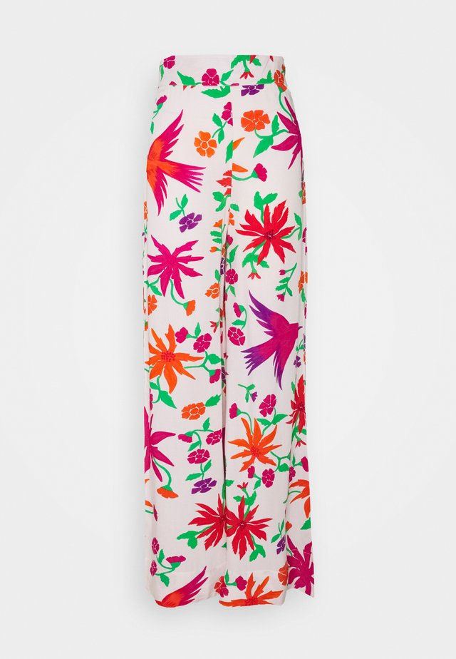 ADRIANA PALAZZO - Pantalon classique - pink