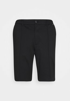 REGULAR FIT PUNTO MILANO - Shorts - black