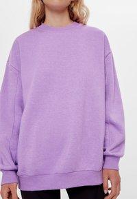 Bershka - Sweatshirts - mauve - 3