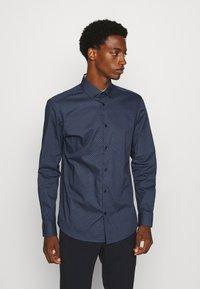 Selected Homme - SLHSLIMNEW MARK - Zakelijk overhemd - dark blue - 0