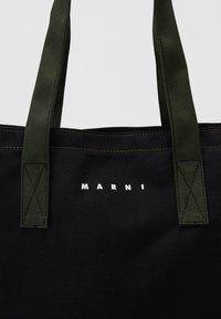 Marni - Handtas - black/thyme - 5