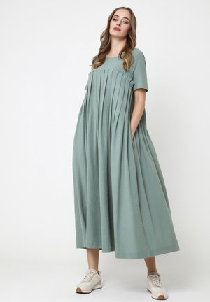Maxi dress - grün
