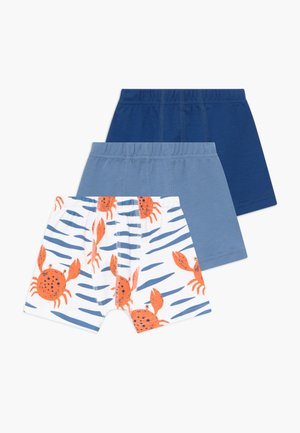 HAPPY CRABS BOXER 3 PACK - Pants - multi-coloured