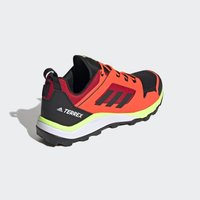 adidas Performance - TERREX AGRAVIC TRAIL RUNNING SHOES - Løbesko trail - black - 3