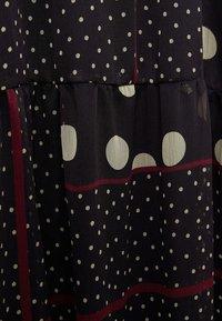 Violeta by Mango - Maxi šaty - schwarz - 5