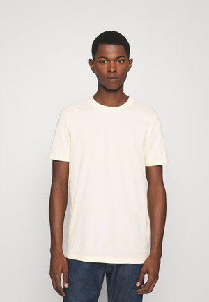 SABURO - T-shirt print - natural