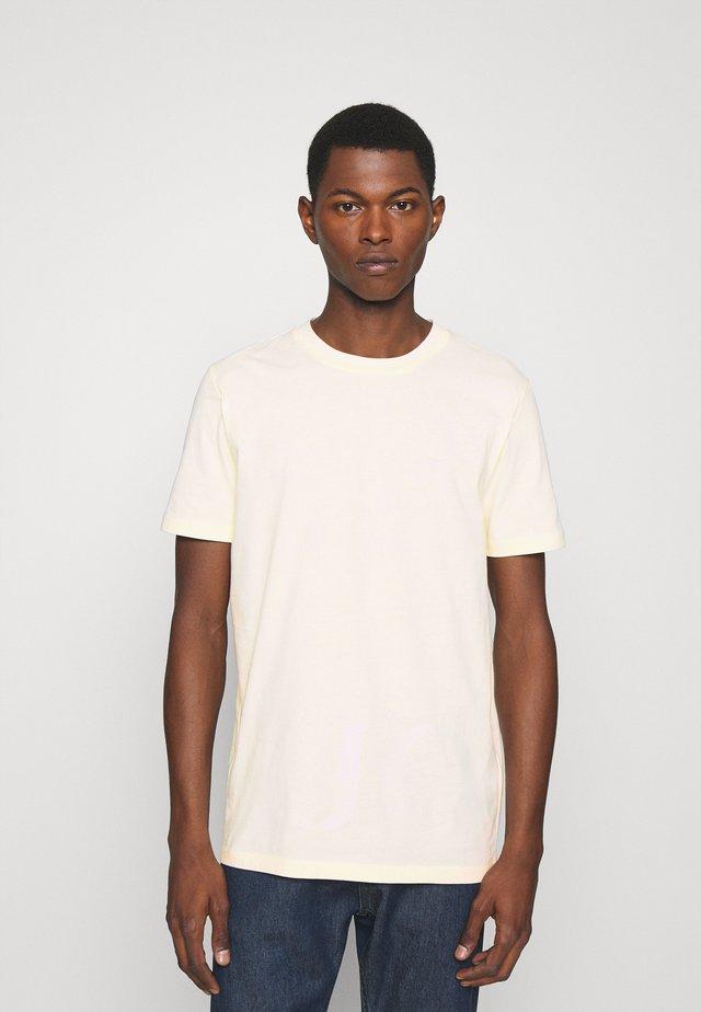 SABURO - Print T-shirt - natural