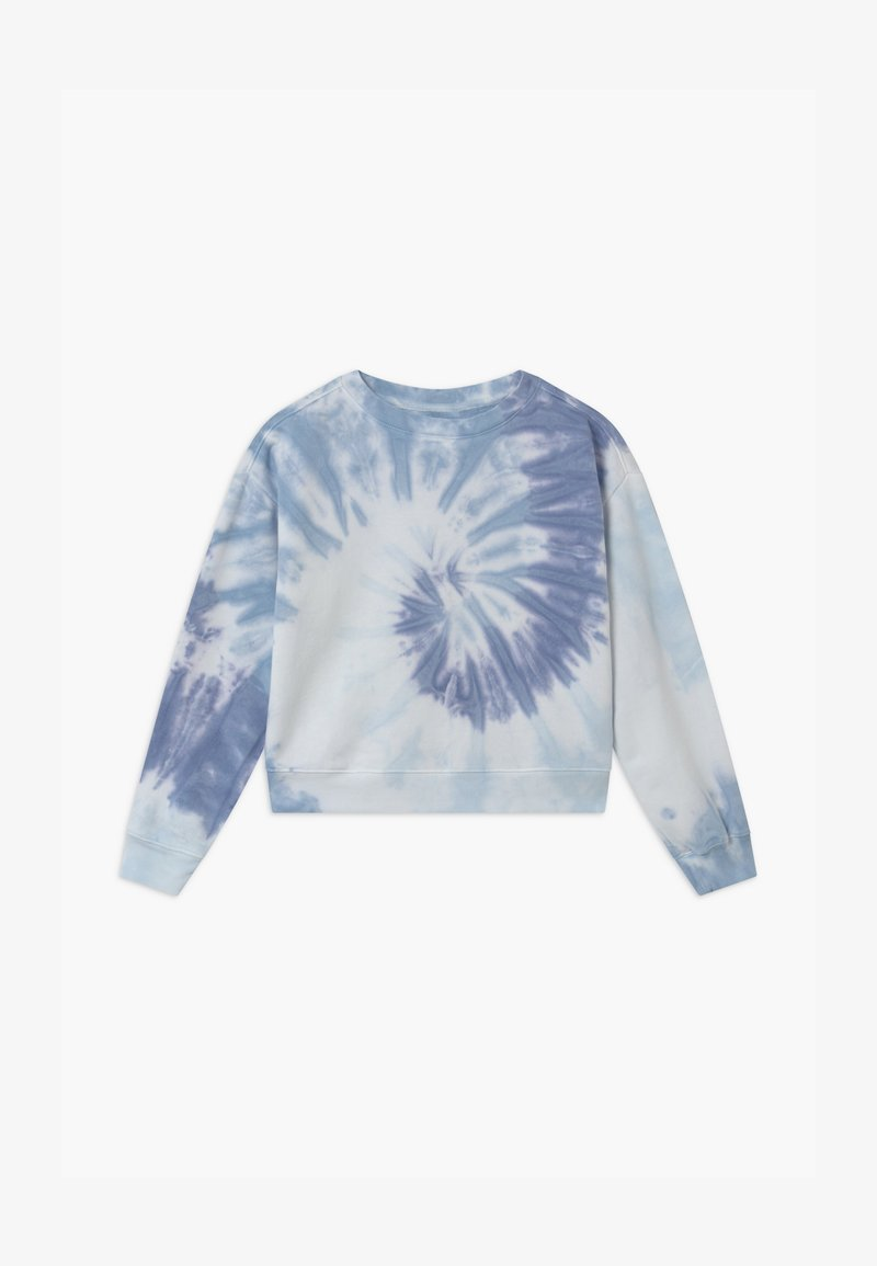 GAP - GIRLS TIE DYE - Sweatshirt - blue