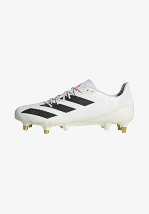 ADIZERO RS7 - Voetbalschoenen met kunststof noppen - white