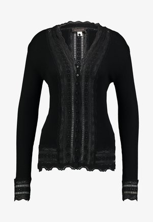 BENITA - Cardigan - black