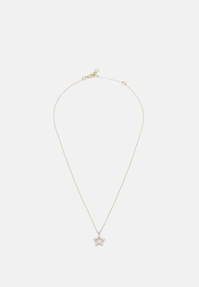 FELIZ PENDANT FRAME - Necklace - gold-coloured